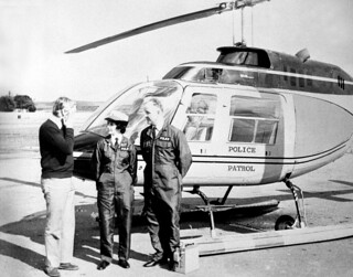 Inverness Constabulary Helicopter Patrol 1974