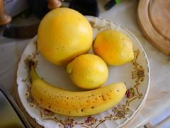 Yellow Fruit Smiler