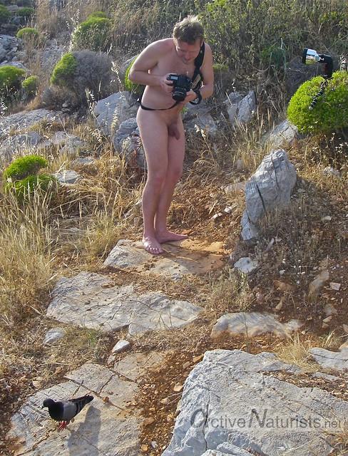 naturist 0011 Limanakia, Athens, Greece