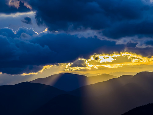 sunset mountains clouds landscape landscapes edwaste edsteinerts