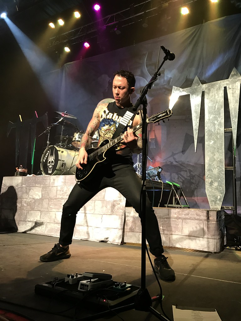 Trivium @ Denver, CO / 2016
