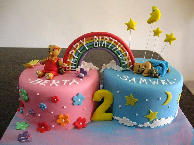 Twin Cake Flickr Photo Sharing