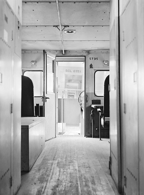 Railroad Caboose Interior http://www.flickr.com/photos/alcomike/5894947517/