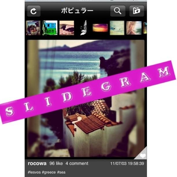 Slidegram - Instagram Viewer #使ってみた #App | Yon iPhone