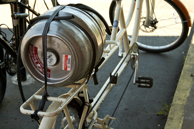 Keg on Board