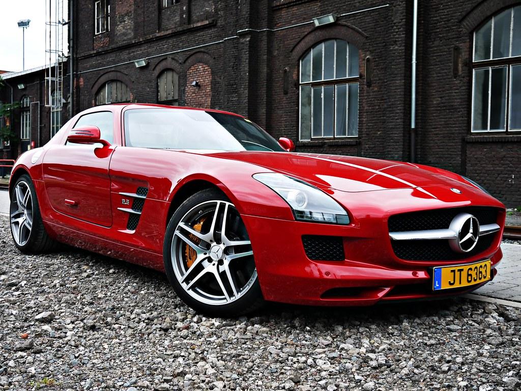 Niklas emmerich photography 39 s most interesting flickr for Mercedes benz sls amg red