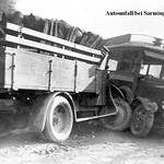 03. Autounfall bei Sarmingstein 1919  Ans