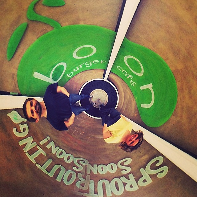 It's a #TinyPlanet - wish more people would try to take better care of it!