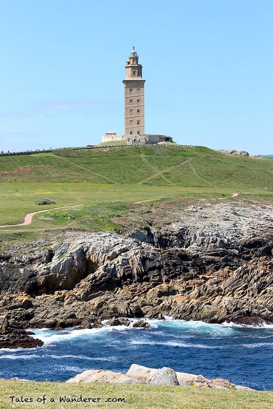 A CORUÑA - Punta Herminia / Torre de Hércules