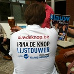 Een blik achter de schermen van Irina's campagne VK14
