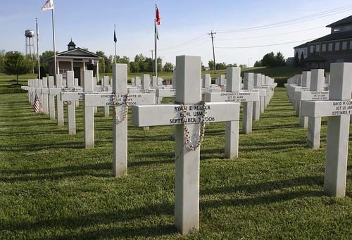 Ohio Fallen Heroes Memorial: Ryan E. Miller, Lance Corporal USMC, September 3 2006