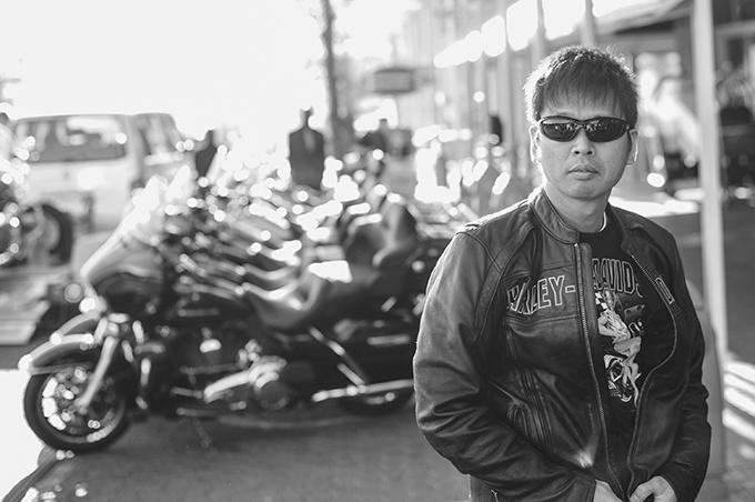 Harley Davidson Desmond Louw South Africa 0011