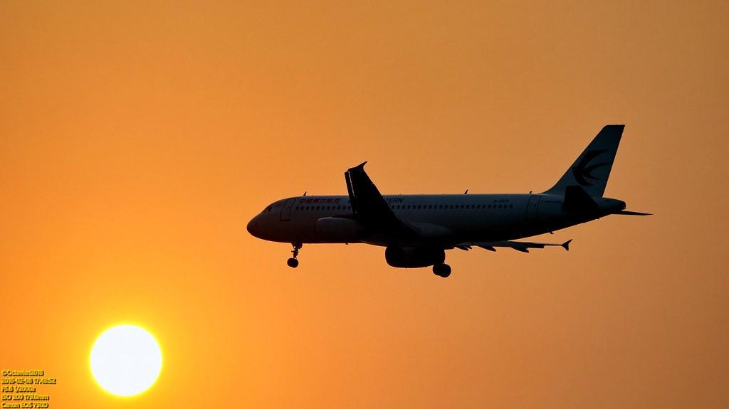 ..golden hour arrival..