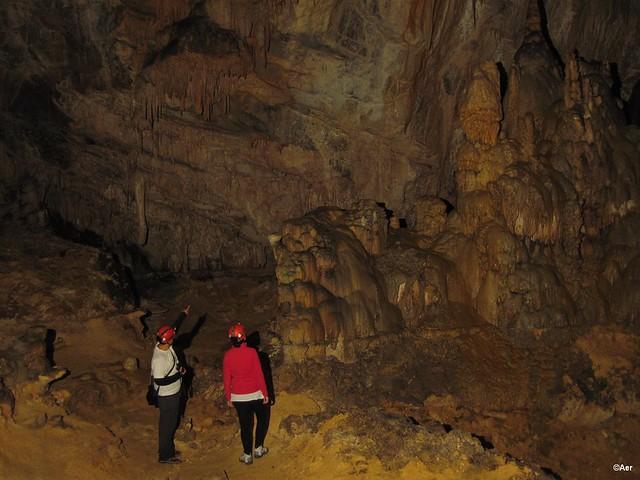 Cueva Coventosa (Cantabria)