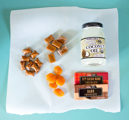 DIY Chocolate Dipped Snacks