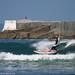 Surf à Sainte-Barbe ©  Office de Tourisme de Saint-Jean-de-Luz