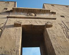 The Pylon of the Temple at Edfu (IV)