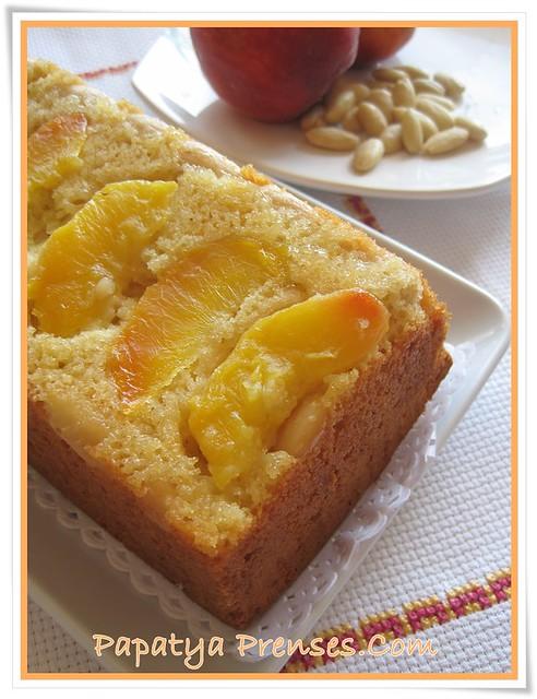 şeftalili kek 003