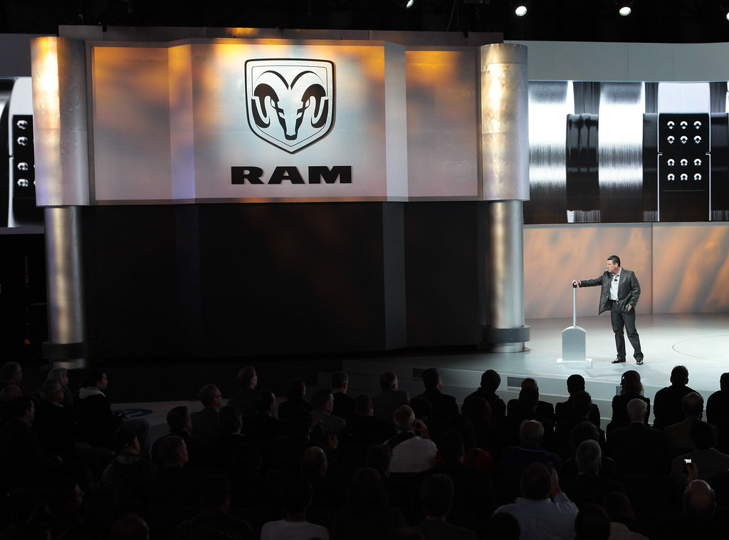 2013 Ram 1500 New York Auto Show World Debut