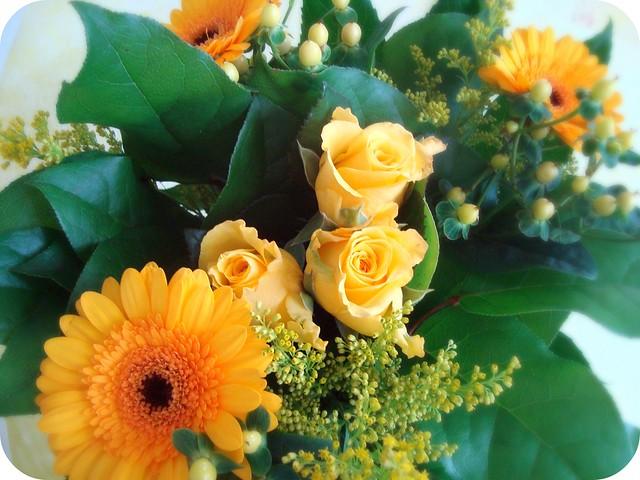 复活节花朵