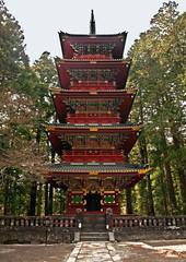 Gojūnotō (5-storied Pagoda)