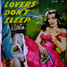 Lovers Don't Sleep - Exotic Novel - No 20 - Laura Hale - 1951