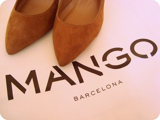 Mango Shoes