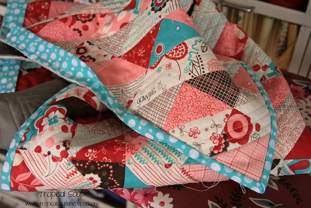 Fi's quilt
