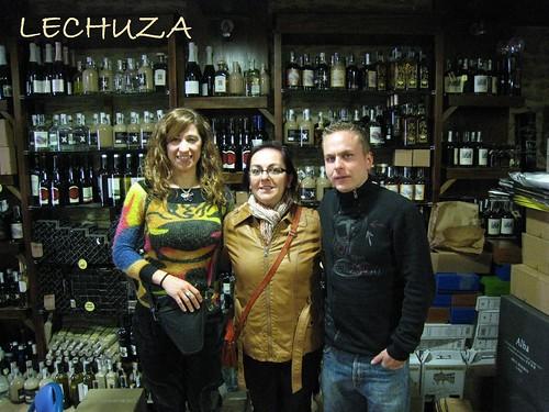 con Ana y Victor M. Rodrigo Acors