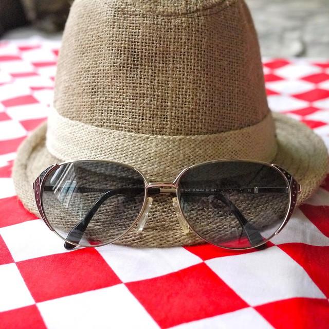 Metzler Vintage Sunglasses