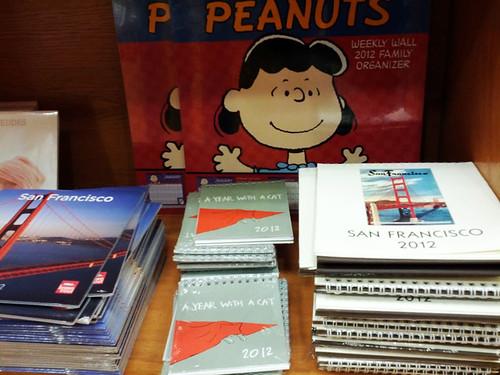 at the Kinokuniya bookstore, Japantown SF