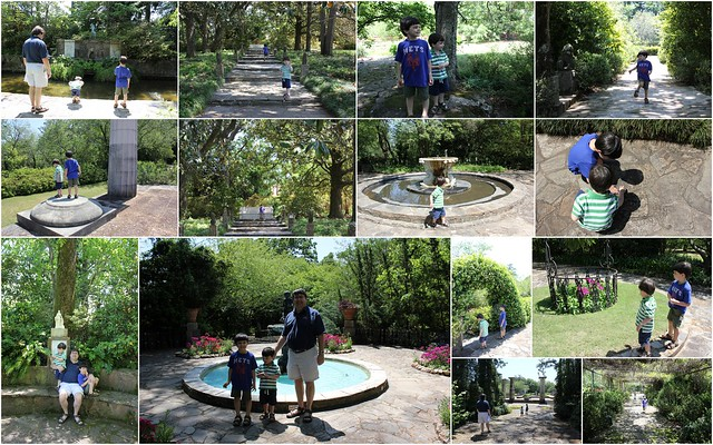 Shug & Shugie at Jasmine Hill Gardens
