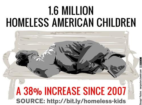 1.6 Million Homeless American Children