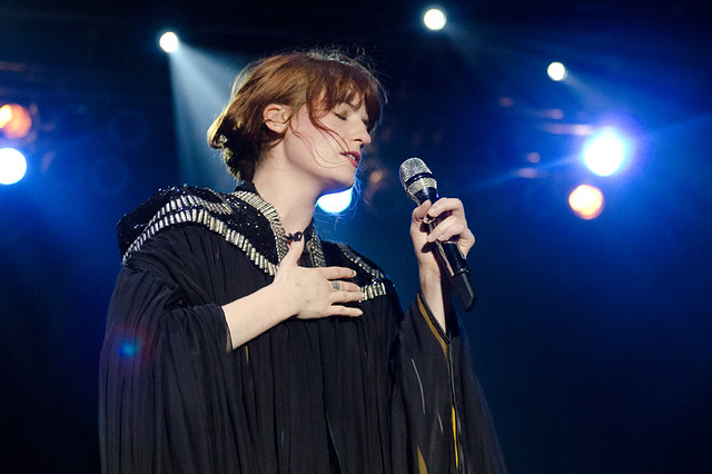 Florence and the Machine @ Beale Street Music Festival