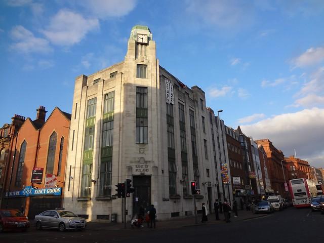 Zona antiga de Belfast, Irlanda do Norte