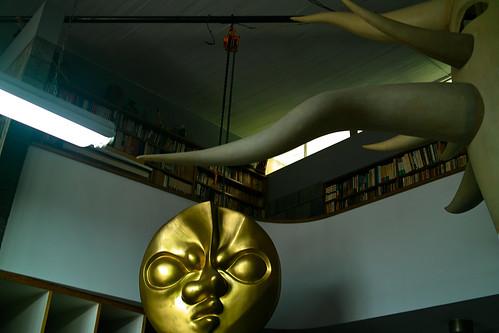 Taro Okamoto Memorial Museum1326a