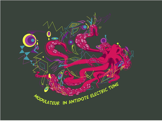 MODULATEUR  IN ANTIDOTE ELECTRIC TUNE