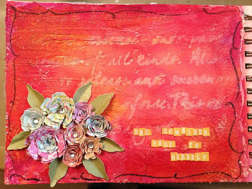 Scrap Time - Ep. 775 - Spellbinders Bitty Blossoms