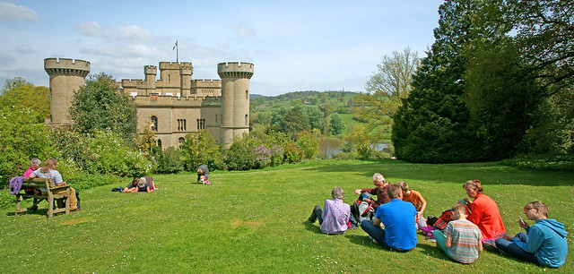 Flickriver: Most interesting photos from Eastnor, England ...