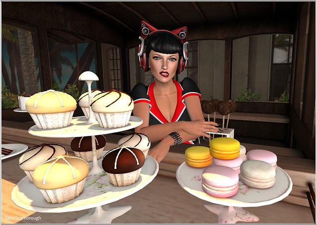 Cake Day 1