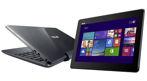 T100 laptop 2 trong 1 cho người thích di chuyển - 18368