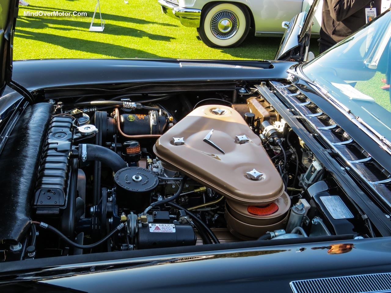 1957 Cadillac Eldorado Brougham Engine