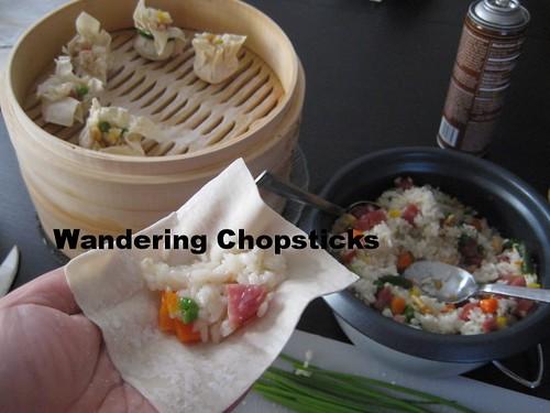 Shanghai-style Sticky Rice Siu Mai 4