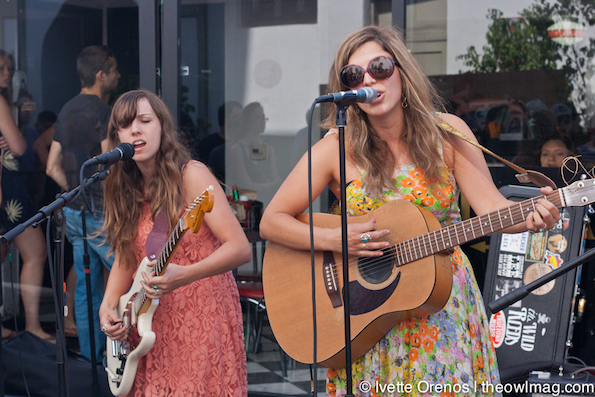 The Wild Reeds @ Make Music Pasadena 2014