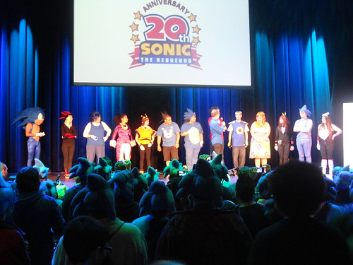 Sonic Boom Best-Dressed Fan