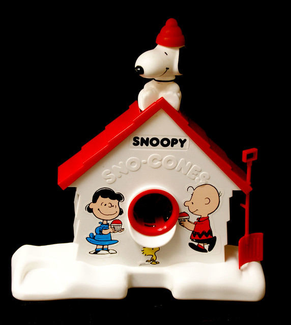 Snoopy Sno-Cone Machine | Flickr - Photo Sharing!
