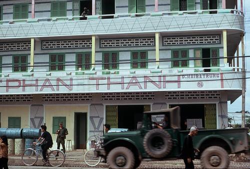 Cần Thơ 1968 - Happy Hotel (Khách Sạn Phan Thành)