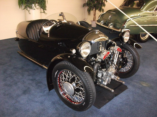 1943 Morgan Super Sport