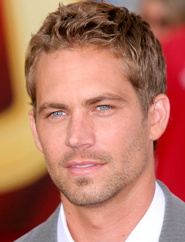 Paul Walker: Guapo e Intrépido Actor de Hollywood