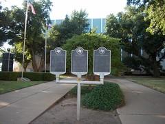 Markers, Wichita Falls, Texas